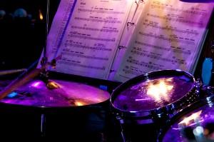 Noten-Schlagzeug